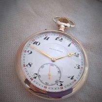 IWC silver, unique vintage custom made, serviced