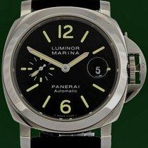 Panerai Luminor PAM104 Marina 44mm Automatic Date Box&Papers