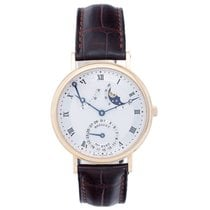 Breguet Classique Moonphase Power Reserve 18k Yellow Gold...