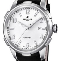 Perrelet A1068.1 Class-T 3 Hands Date Mens Automatic in Steel...