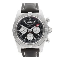 Breitling Chronomat GMT Stainless Steel Gents AB042011