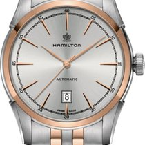 Hamilton Spirit of Liberty H42425151 Herren Automatikuhr...