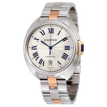 Cartier Ladies W2CL0002 Cle Automatic Watch