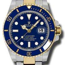 Rolex SS/YG Submariner Date