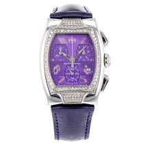 Technomarine Techno Square Chronograph Watch Factory Diamond...