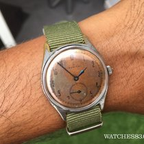 Reloj muy antiguo de cuerda militar ZENITH Precioso