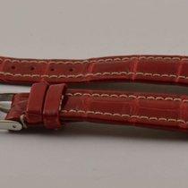 Breitling Kroko Leder Armband Band 15mm 15-14 Für Dornschliess...