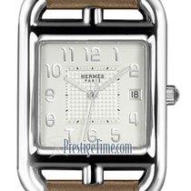 Hermès Cape Cod Quartz Large TGM 040174ww00
