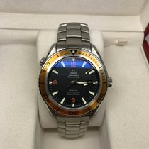 Omega SEAMASTER PLANET OCEAN 2908.50.83 AUTOMATIC 45.5mm...