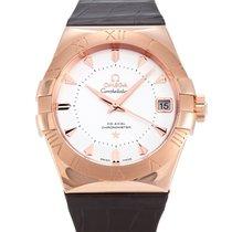 Omega Watch Constellation 123.53.38.21.02.001