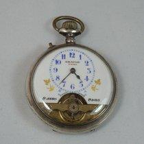 Orator (Hebdomas) pocket watch – 8 days – Swiss – 1930 approx.