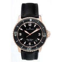 Blancpain 50 Fathoms 18k rose gold watch 5015-3630-52