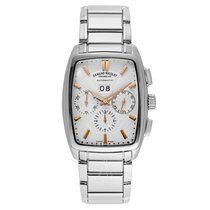 Armand Nicolet Men's TM7 Big Date & Chronograph Watch