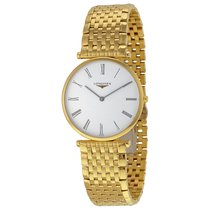 Longines La Grande Classique Quartz Gold-tone Mens Watch...