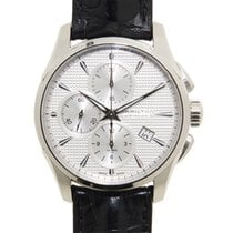 Hamilton 爵士系列 Stainless Steel Silver Automatic H32596751