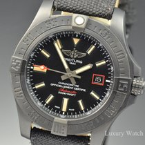 Breitling Avenger Blackbird 44MM Black Titanium Automatic V17311