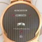 De Bethune DBDR S5 Digitale, Red Gold