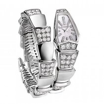 宝格丽 (Bulgari) Serpenti - white gold, diamond
