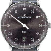 Meistersinger Neo NE907 Einzeiger Automatikuhr Zeitloses Design