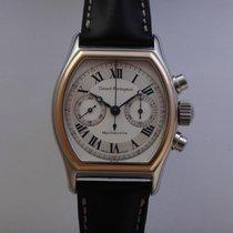 Girard Perregaux Richeville Steel & Gold Chronograph
