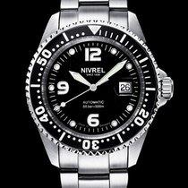 Nivrel N 145.001 CASDB Deep Ocean Black