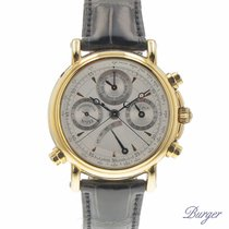 Paul Picot Atelier Technicum Chronograph Rattrapante Yellow Gold