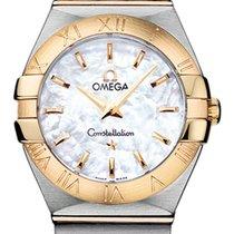 Omega Constellation Brushed 27mm 123.20.27.60.05.002