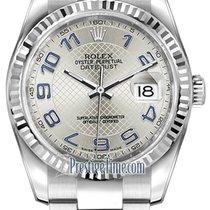 勞力士 (Rolex) Datejust 36mm Stainless Steel 116234 Silver...