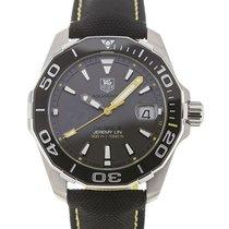 TAG Heuer Aquaracer 41 Calibre 5 Jeremy Lin S.E.
