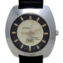 Enicar SHERPA STAR DAY DATE VINTAGE AUTOMATIC