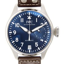 IWC Pilots Stainless Steel Blue Automatic IW500916