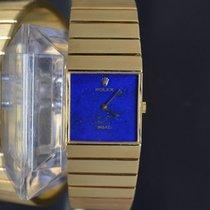 Rolex King Midas Lapis Dial 18k Yellow Gold Men's Watch...