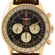 Breitling Limited Edition 18k rose gold Navitimer Chronograph