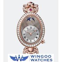 Breguet - REINE DE NAPLES HIGH JEWELLERY Ref. 8909BR/8T/J29/DDDR