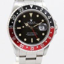 Rolex GMT Master II 16710 Coke Red/Black Bezel