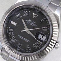 Rolex Datejust II 41MM 18K White Gold