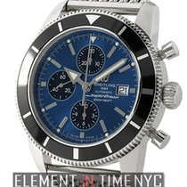 Breitling Superocean Heritage 46 Ocean Chronograph Steel Blue...