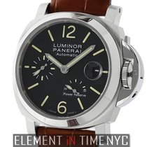 Panerai Luminor Collection Luminor Power Reserve 40mm Black...