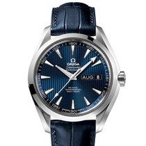 Omega Seamaster Aqua Terra 150 M Co-Axial Annual Calendar 43