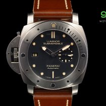 Panerai Pam 569 Luminor Submersible Left-handed Titanio 47mm