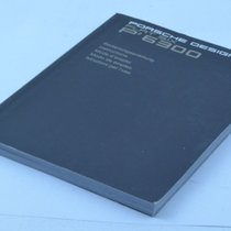 Porsche Design Manual Anleitung Flax Six Ref. 6300