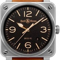 Bell & Ross Aviation BR03-92  GOLDEN HERITAGE Automatic Mens