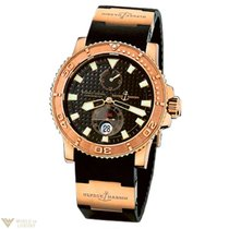 Ulysse Nardin Maxi Marine Diver Chronometer 18k Rose Gold...