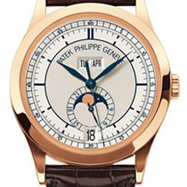Patek Philippe Complications Annual Calendar Mens Watch