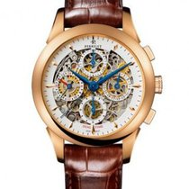 Perrelet Chronograph Skeleton GMT A3007.7