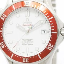 Omega Seamaster Co-axial Olympic Watch 212.30.41.20.04.001...