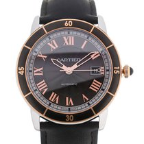 Cartier Ronde Croisiere 42 Automatic Leather