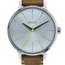 Nixon A108-2290 Unisex Kensington Leather 37mm 10ATM
