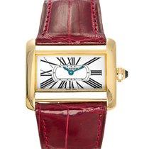 Cartier Watch Tank Divan W6300356