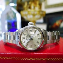 Rolex Oyster Perpetual Date 6516 Stainless Steel Watch Circa 1969
